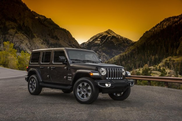 Los Angeles: Jeep Wrangler 2018