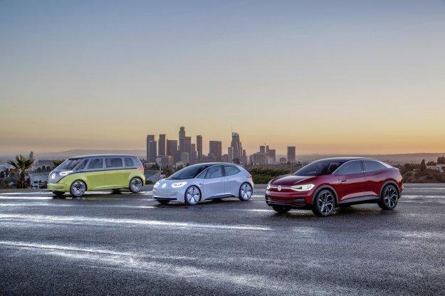 Los Angeles: VW Američanom predstavlja elektrificiran pristop
