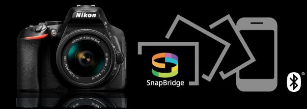 Nikon z novo različico aplikacije SnapBridge