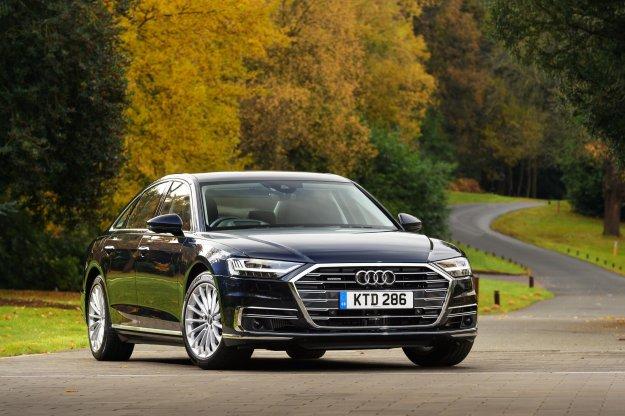 Audijev sistem avtonomne vožnje z AI