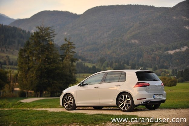 Volkswagen Golf 2.0 TDI Highline (2017)