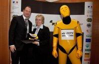 Opel prejel nagrado za varnostno inovacijo Euro NCAP Advanced