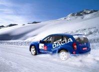 Dacia Duster v navezi z Alainom Prostom