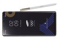 Samsung z omejeno izdajo naprav za olimpijske igre v Pjongčangu 2018