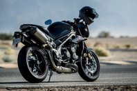 Novo: Triumph Speed Triple