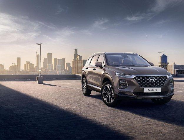 Hyundai (končno) predstavil Santa Feja