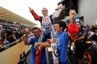 Jorge Lorenzo z Yamaho prvak v razredu MotoGP