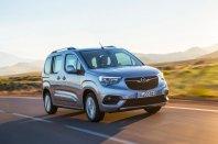 Opel razkril novega Comba Life