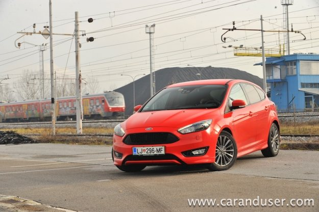 Ford Focus ST-line 2.0 TDCi