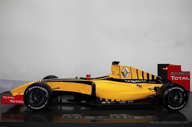 Dirkališča Formule 1 I. del
