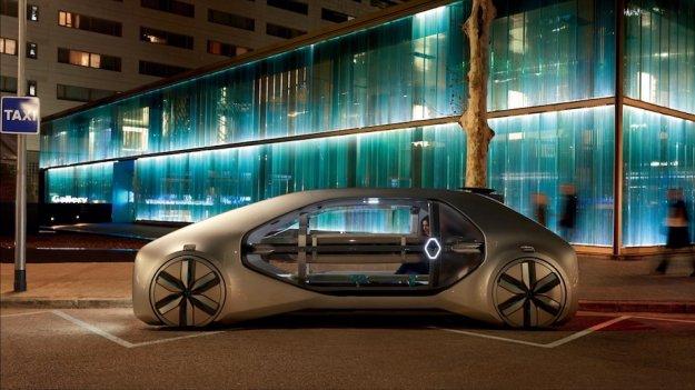 Ženeva 2018: Renault EZ-GO