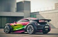Citroën Survolt kot »Artcar«