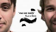 Alex in David predstavljata novo pesem Vse, kar rabiš