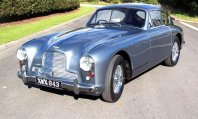Aston Martin DB2/4 na Sandown Parku