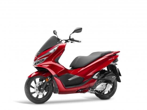Honda PCX125 (2018)