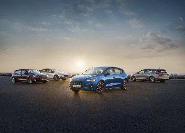 Novi Ford Focus (2018)