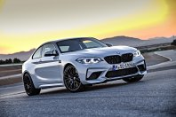 Kmalu: BMW M2 Competition