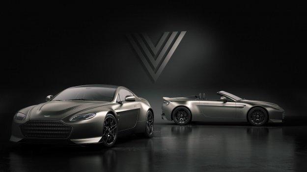 Aston Martin V600 se vrača, tokrat z V12
