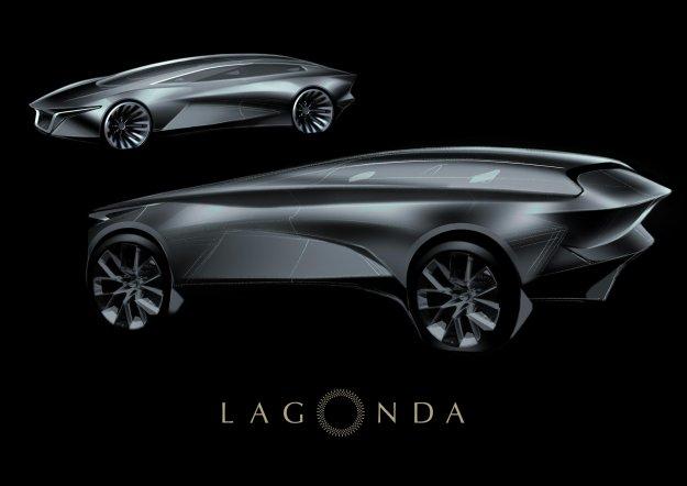 Lagonda želi pretresi svet športnih terencev