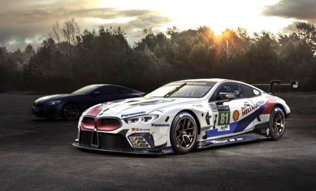 Serija 8 premierno v Le Mansu