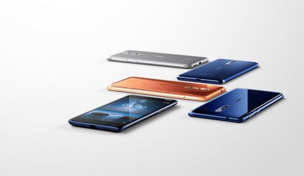 Nokia bo še naprej bila bitko s konkurenco
