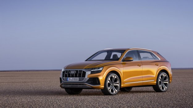 Audi jeseni vrača žogico: To je novi Q8!