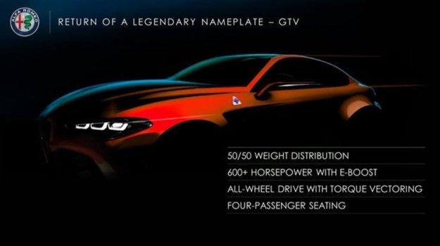 Alfa Romeo obuja legendarnega GTV!