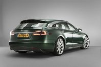 Shooting Brake: Tesla Model S z nahrbtnikom!