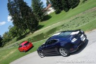 Ford Fiesta ST200 in Mustang