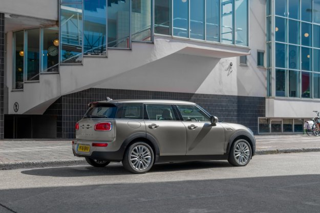 Novo: Mini Clubman City