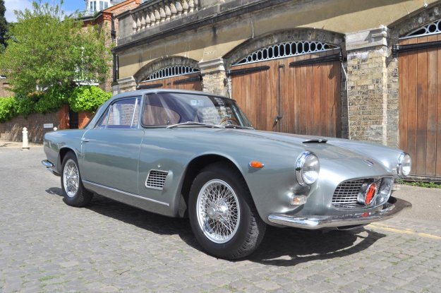 Legendarni Maserati na voljo najvišjemu ponudniku