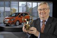 Opel Merivi Zlati volan 2010