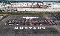Mustang praznuje 10 milijonov!