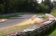 Nürburgring, Scirocco, lomljenje plastike