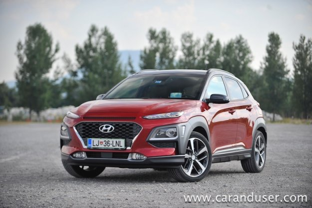 Hyundai Kona 1.0 T-GDI Impression