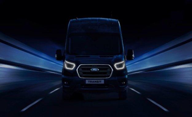 Ford na IAA 2018