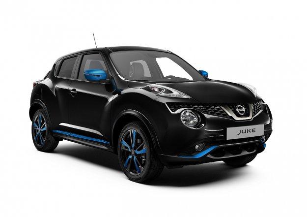 Nissan Juke se predstavlja v preobleki z letnico 2018