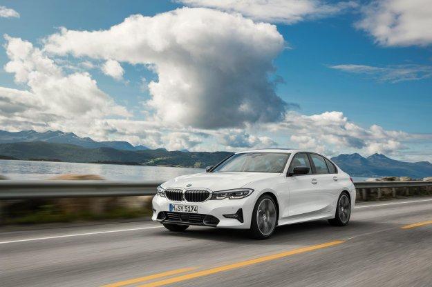 Nova BMW serija 3 (G20)