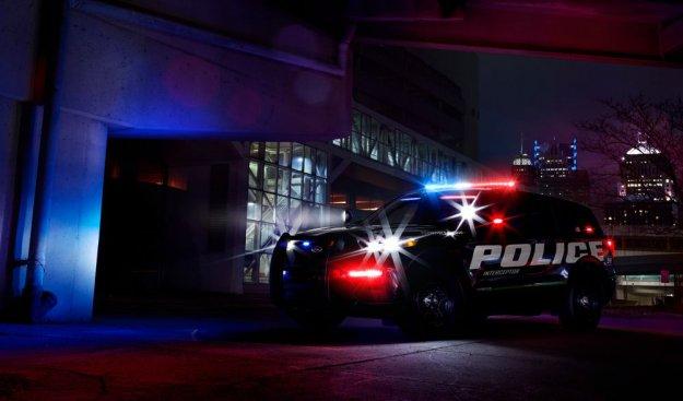 Najhitrejše policijsko vozilo v ZDA …
