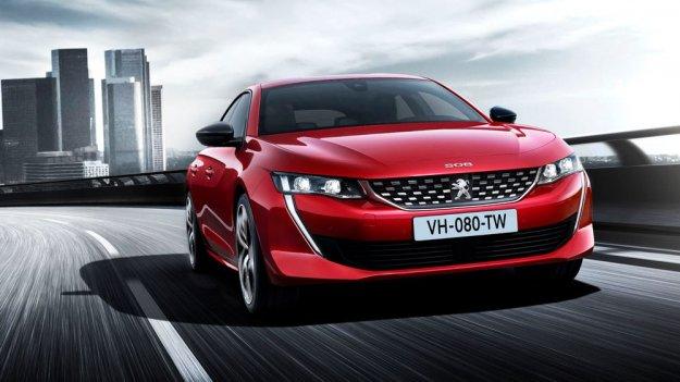 Prihaja Peugeot 508 R in z njim več kot 350-glava konjenica?