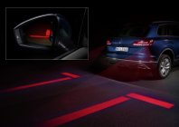 Volkswagen z interaktivnimi svetili