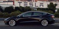 Tesla Model 3 s »šolskimi« napakami