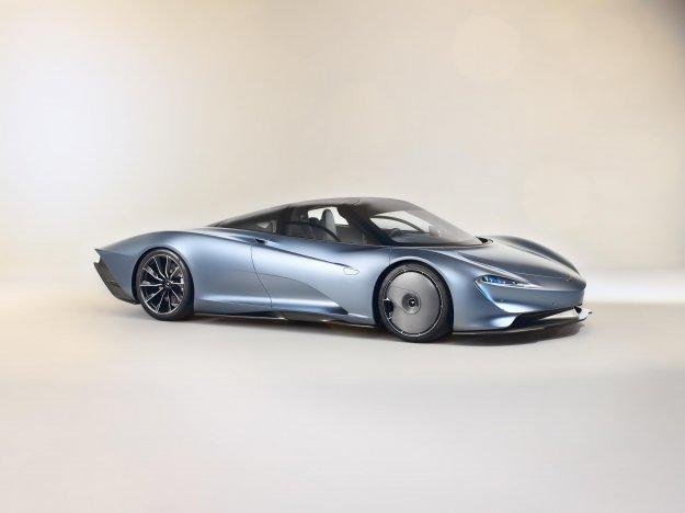 McLaren Speedtail – prvi svoje vrste