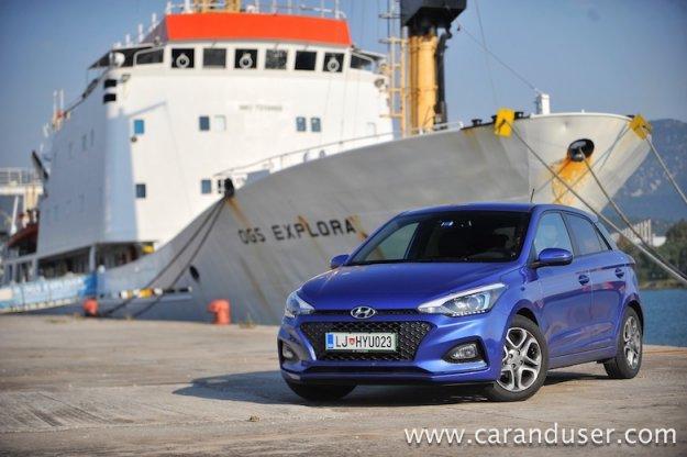 Hyundai i20 1.25 CVVT Premium (2018)
