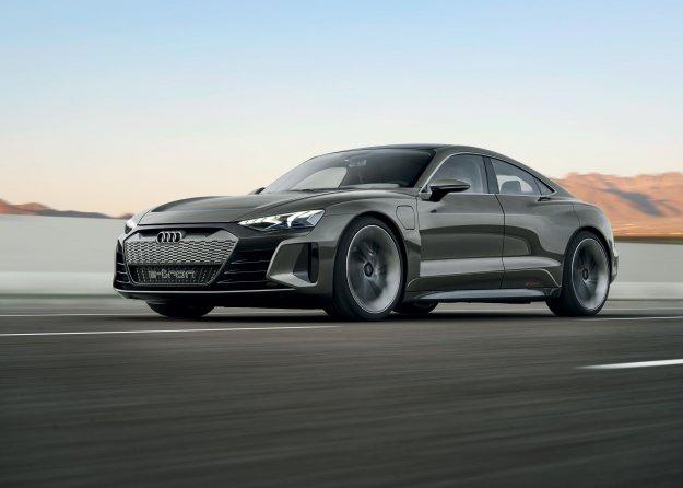 Los Angeles 2019: Študija Audi E-tron GT