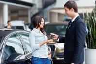 Greste na pot z najetim vozilom?