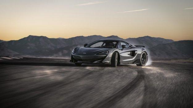 McLaren bo razgrel Libanon