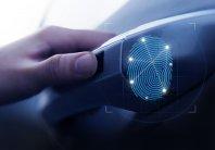 Hyundai bi namesto ključa uporabil prstne odtise