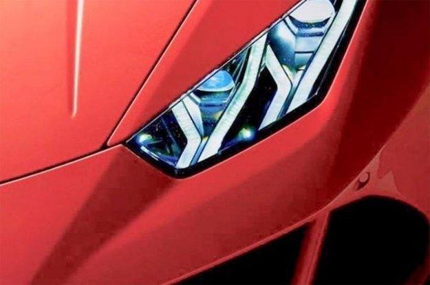 Lamborghini je že pričel dražiti z …