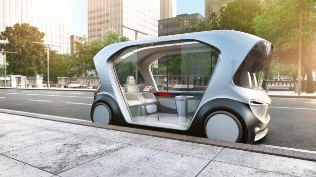 CES 2019 za Bosch